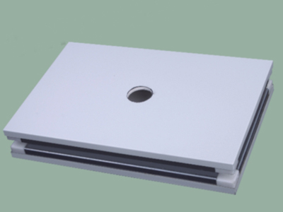 Glass hand-magnesium board